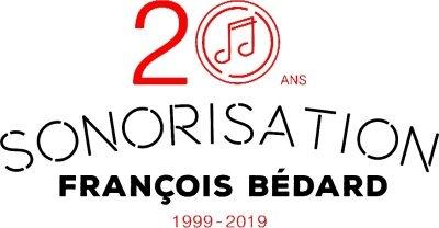 Sonorisation Francois Bedard