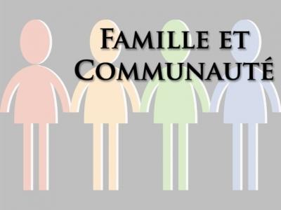 Famille et communauté